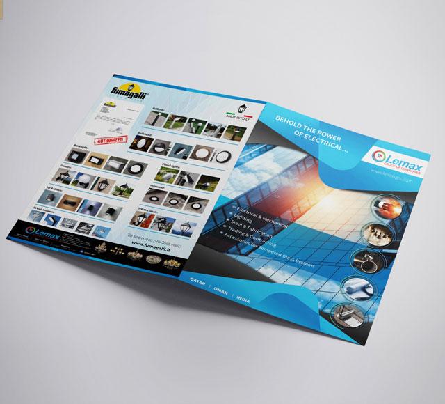 Lemax Service Brochure