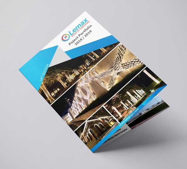 Lemax Project Brochure