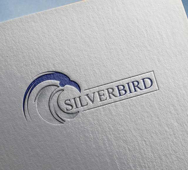 Silver Bird logo & brand identity