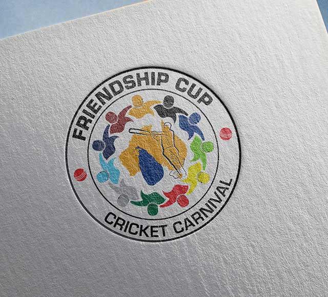 Friendship Cup logo design