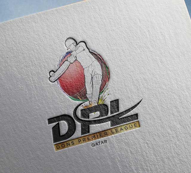 Dons Premier League logo design