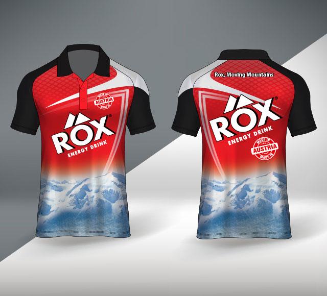 Rox T Shirt Design