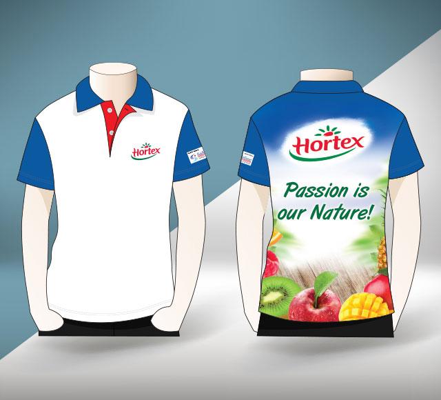 Hortex T Shirt Design