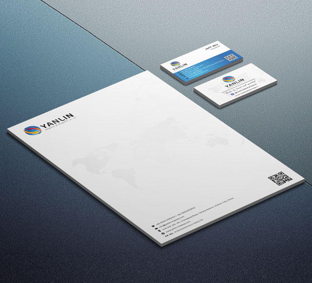 Yanlin Import & Export Corporate Stationery