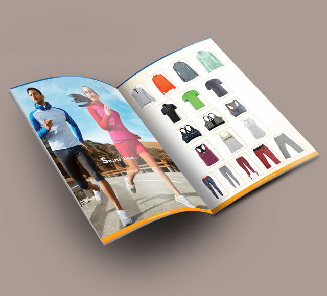 Spark Apparel Product Catalogue