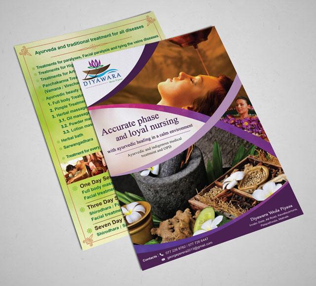 Diyawara Resort Leaflet