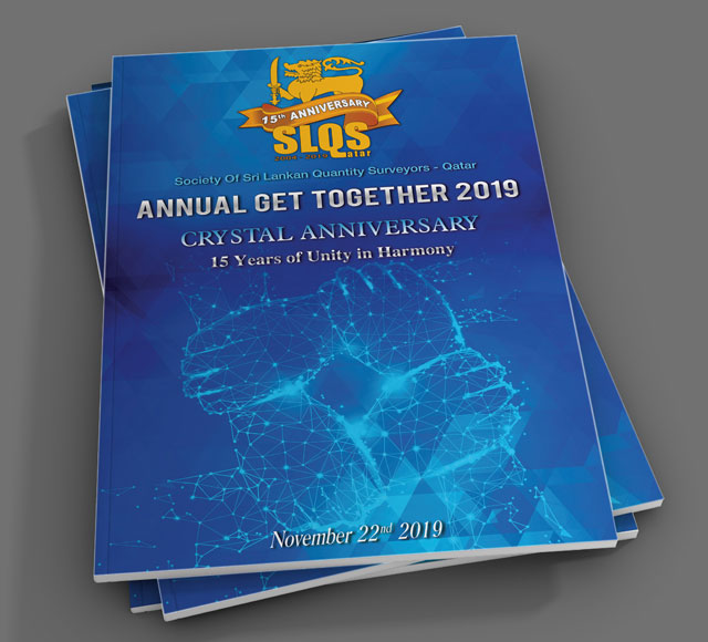 SLQS Qatar Annual Get-Together Magazine 2019