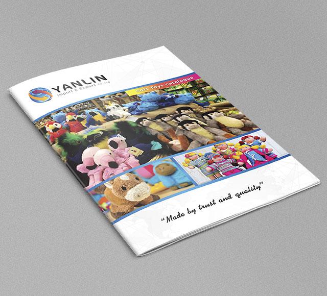 Yanlin Import & Export Product Catalogue 12