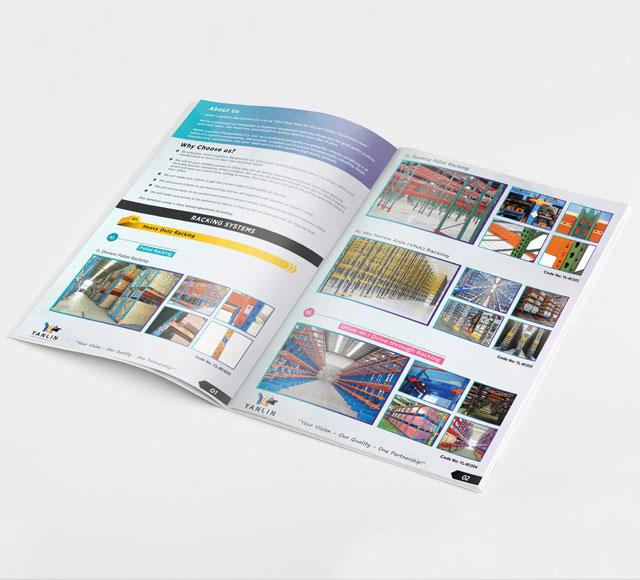Yanlin logistics Equipments Product Catalogue