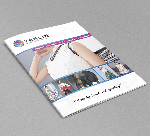 Yanlin Import & Export Product Catalogue 14