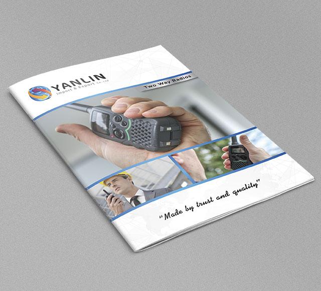 Yanlin Import & Export Product Catalogue 1
